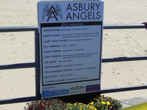 the first class of Asbury Angels