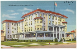 the Buena Vista Hotel in Belmar where I was conceived in Nov 1944