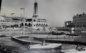 Jersey shore youthful boating