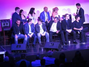 the Q & A with cast, crew & director